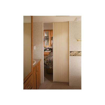 Interior Doors - Irvine Pleated Fabric Folding Door With PVC Hardware 36