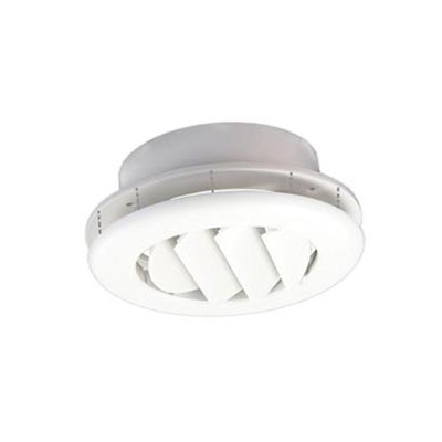 Duct Covers - CoolVent Deluxe Adjustable Ceiling Vent 6-1/2