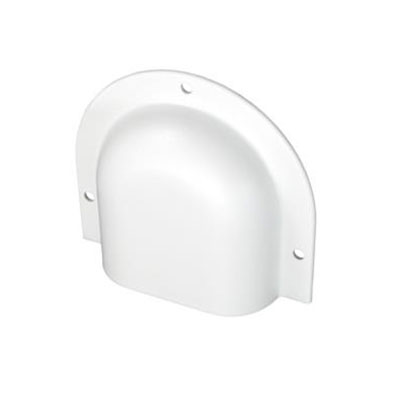 Vent Cover - JR Products OEM White Horseshoe Vent Cover