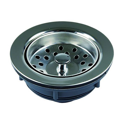Sink Strainer - JR Products 3-1/2