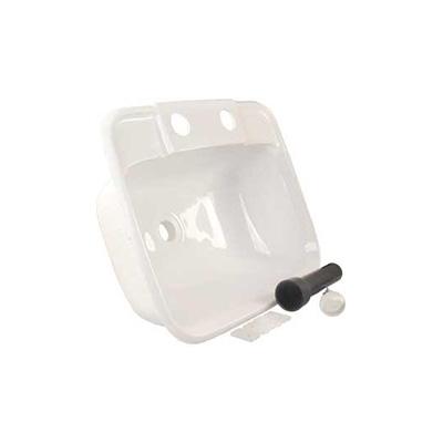 RV Bathroom Sinks - JR Products Plastic Sink 14-7/8