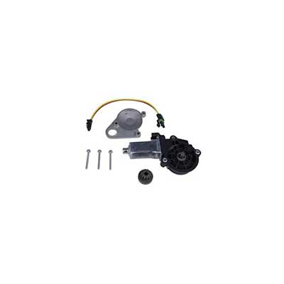 Electric Step Parts - Kwikee 12V Electric Step Motor With Harness And Connectors - Pre-IMGL