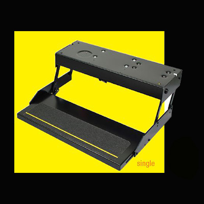 RV Steps - Kwikee 28 Series 12V Single Electric Step - 23-3/4