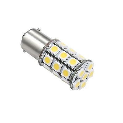 RV Light Bulbs - Green Value - LED - 12V/24V - 1156/1141 Base - Warm White - 1PK