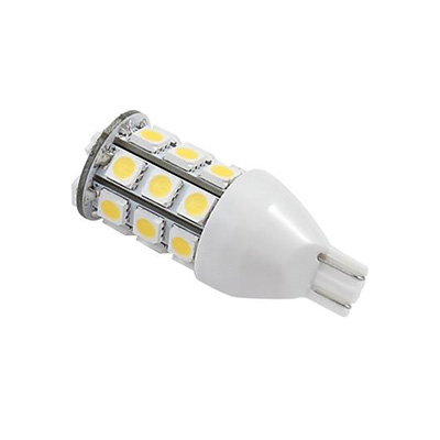 Light Bulbs - Green Value LED Warm White 921 Wedge Base Light Bulb 12V & 24V 1 Per Pack