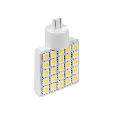 RV Light Bulbs - Green Value - LED - 12V/24V - 921 Wedge Base - Natural White - 2PK