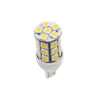 RV Light Bulbs - Green Value - LED - 12V/24V - 921 Wedge Base - Warm White - 6PK