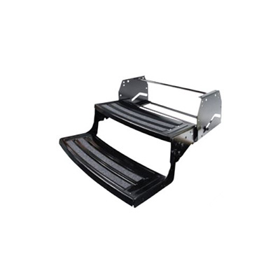 RV Steps - Lippert Components Double Radius Nose Manual RV Steps - 24