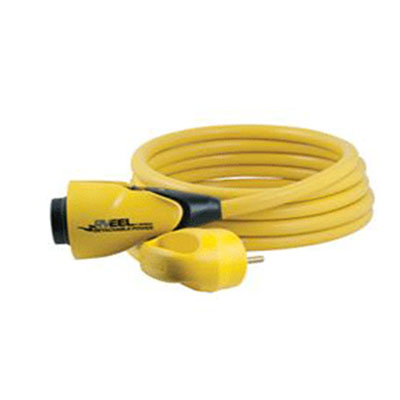 Power Cord - Marinco RV EEL Extension Cord - 50A - 25'L