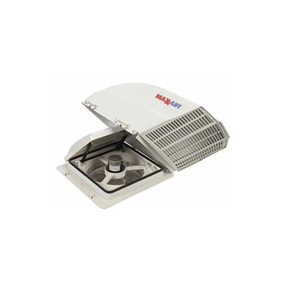 Roof Vent Cover - MaxxAir Fanmate Exterior Roof Vent Cover - White