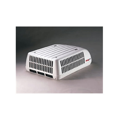 Air Conditioner Shroud - TuffMaxx A/C Shroud Fits Coleman-Mach - Polar White