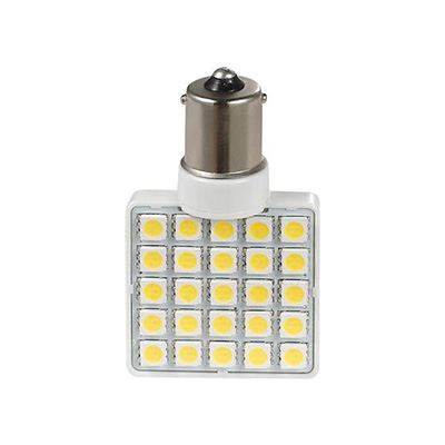 Light Bulbs - Green Value LED Natural White 1156/1141 Base Light Bulbs 12V & 24V 2 Per Pack