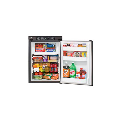 RV Refrigerator - Norcold - 3-Way AC/DC/LP - 2.7 Cubic Feet