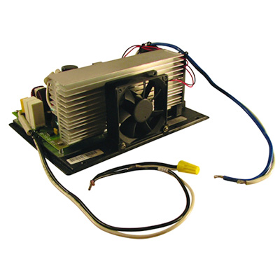 RV Power Converter - Parallax Power Supply - Lower Section - 55A