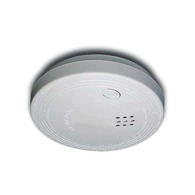 Smoke Detector - Safe-T-Alert Battery Operated Surface Mount Smoke Alarm - White