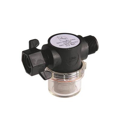 Water Pump Strainer - SHURflo Pump Strainer -  1/2