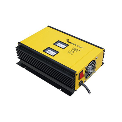 Battery Charger - 12V Batteries - 80A - 2 Or 3 Stage Charging