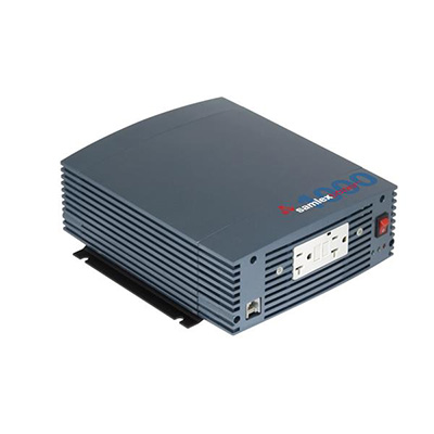Power Inverter - Samlex Solar SSW Series 1000 Watt Pure Sine Wave Inverter