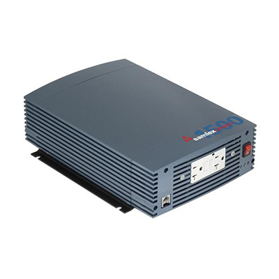 Power Inverter - Samlex Solar SSW Series 1500 Watt Pure Sine Wave Inverter