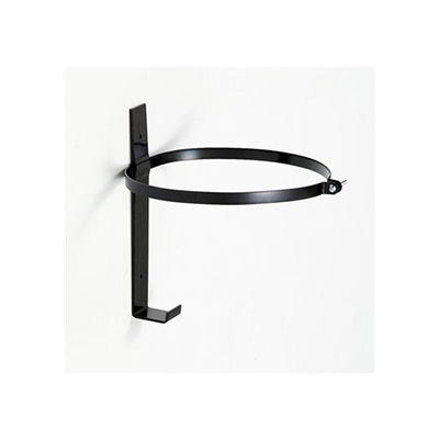 Propane Tank Rack - Stromberg Carlson Single 20 Pound Steel Propane Tank Holder - Black
