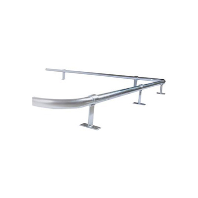 RV Rooftop Rail - Stromberg Carlson Universal Fit Aluminum Roof Rail