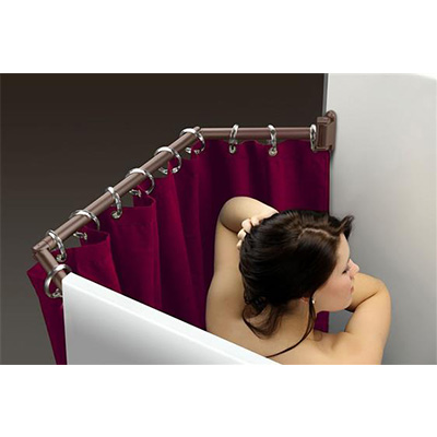 Shower Extension - Stromberg Carlson Extend-A-Shower - Oil-Rubbed Bronze