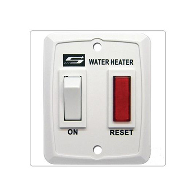 Water Heater Power Switch - Suburban D And DE Water Heater/Nautilus IW60 Switch - White