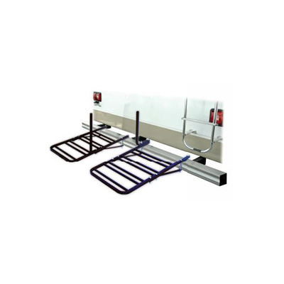 Bike Rack - Swagman Bumper Mount 4 Bike Carrier Platform Style