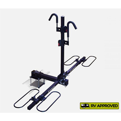 Bike Rack - Swagman Traveler XC 2 Hitch Receiver 2 Bike Carrier
