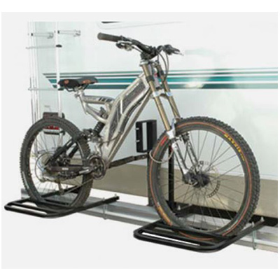 Bike Rack - Swagman Bumper Mount 2-Bike Carrier Platform Style