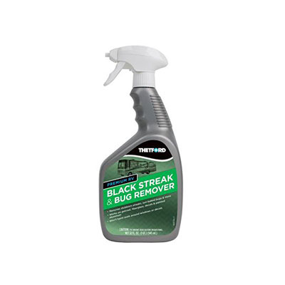 RV Black Streak & Bug Remover - Thetford - Non-Toxic - 32 Ounces