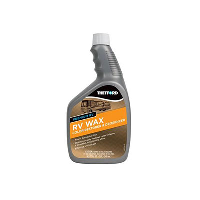 RV Wax - Thetford Premium Carnauba Wax - 32 Ounce Bottle