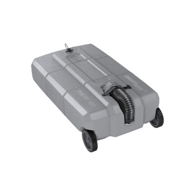 Portable Waste Tank - Thetford SmartTote 2 Portable Waste Tank With 2 Wheels - 27 Gallons