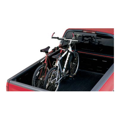 Bike Rack - Topline UniGrip Truck Bed 2 Bike Carrier