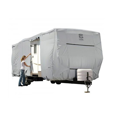 Travel Trailer Cover - PermaPRO Deluxe - 33' To 35'