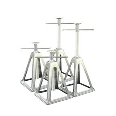Jack Stands - Ultra-Fab Aluminum 6000 Lbs Stack Jacks - 4 Per Pack