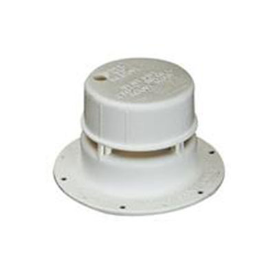 Sewer Vent Cap - Ventline Sewer Vent Cover - Polar White