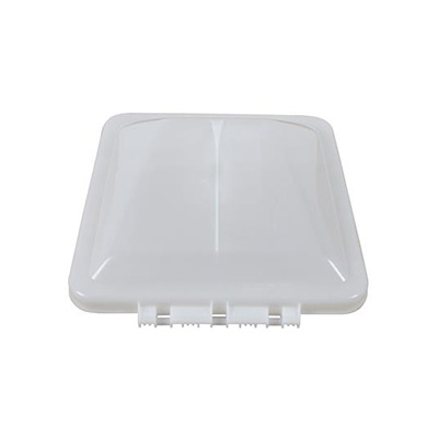 RV Roof Vent Lid - Ventline Roof Vent Lid Fits New Style Ventline & Ventadome  - White