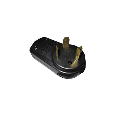 Power Cord Plug End - AP Products 30A Male Power Cord Plug End