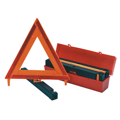Warning Triangles - James King & Company Warning Triangles With Case - 3 Per Pack