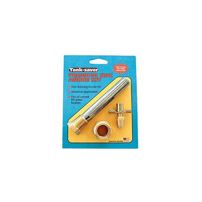 Water Heater Anode Rod - Western Leisure Universal Fit Zinc Anode Rod Tank Saver Kit