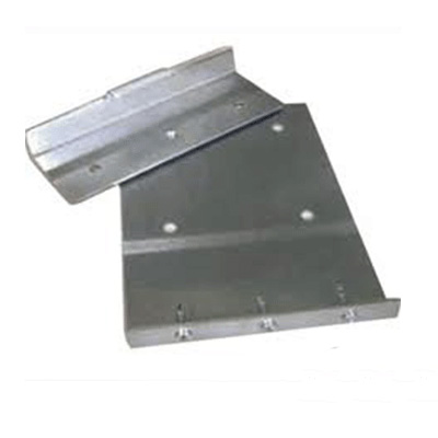 Washer And Dryer Stack Brackets - SecureFit Galvenized Steel Stack Brackets - 2 Pack