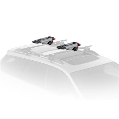 Roof Rack Kayak Carrier - BowDown Universal-Fit Rooftop Rack Kayak Carrier