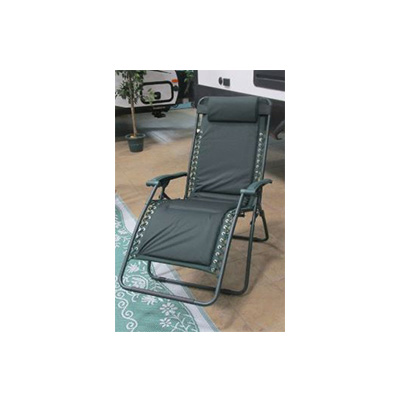 Camping Chairs - Ming's Mark Zero Gravity Recliner XL - Green