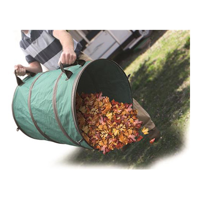 Trash Cans - Camco XL Pop-Up Container 39G