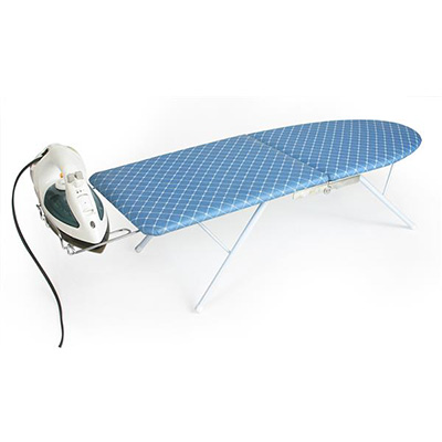 Compact Ironing Board - Camco - Folding - Includes Iron Rest & Fabric Cover