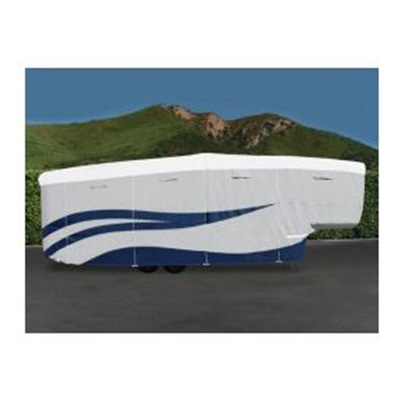 Fifth Wheel Trailer Cover - UV Hydro Designer Series All Season Trailer Cover 34'1