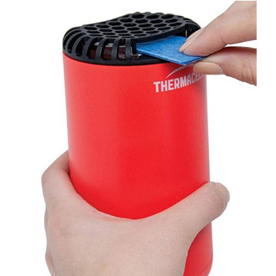 Mosquito Repellent - Thermacell Patio Shield 15' Zone - Red