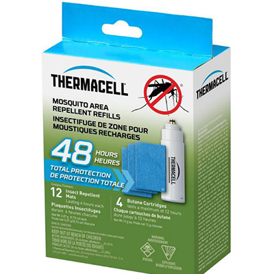 Mosquito Repellent - Thermacell Patio Shield Refills 15' Foot Zone