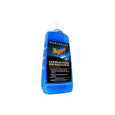 Polish & Waxing Products - Meguiar's Marine & RV 49 Oxidation Remover - 16 Ounce Bottle